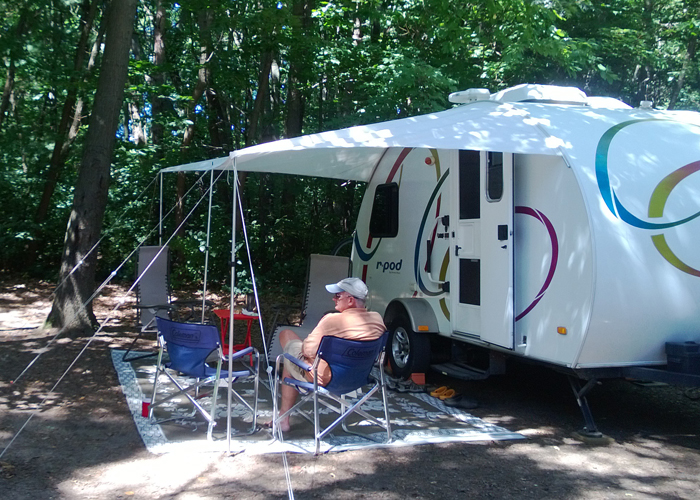 Awning For Peaches The Pod R Pod Owners Forum Page 2