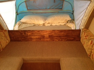 how to make a bed backboard
