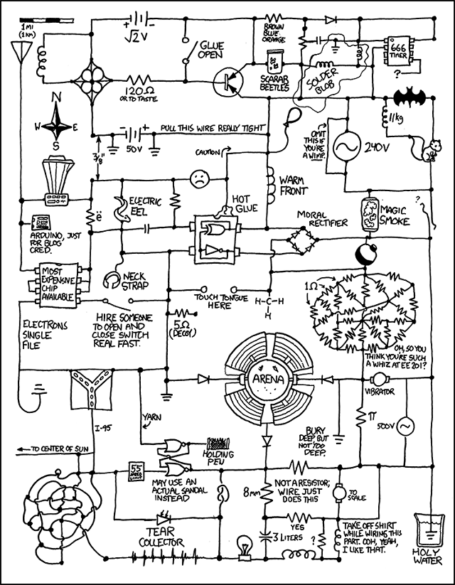 R Pod Wiring Diagram