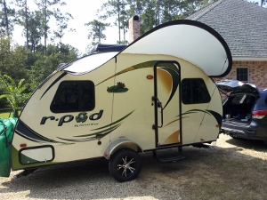 Awning for Peaches the Pod - R-pod Owners Forum - Page 1