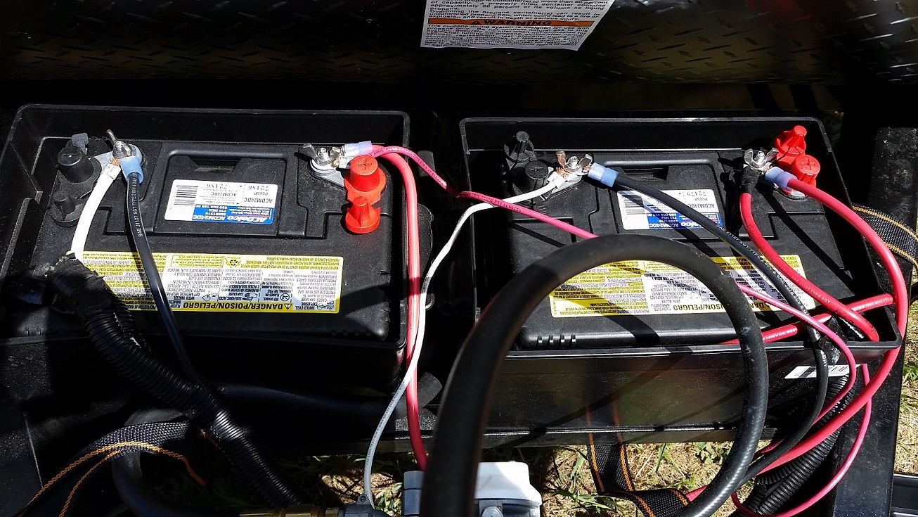Battery Issues - R-pod Owners Forum