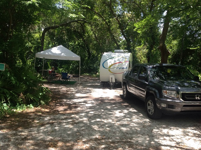 Cold Lake Dodge >> Maiden Voyage to Lake Monroe Park - DeBary, FL - R-pod Owners Forum