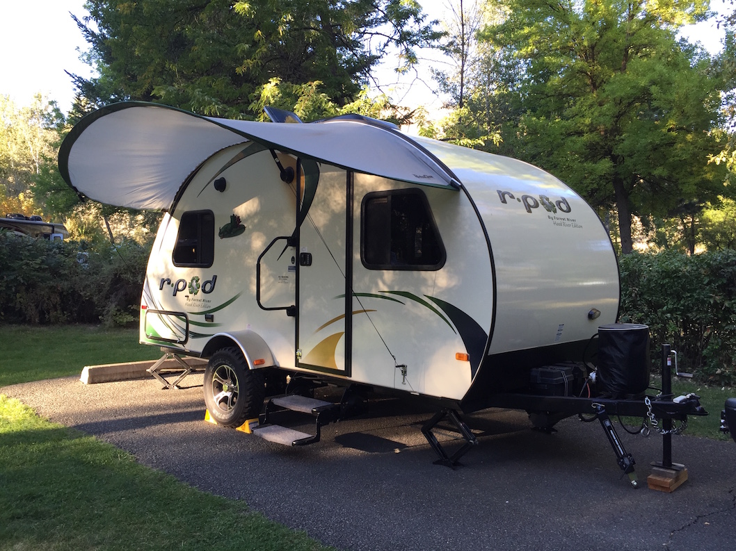 Rpod For Sale >> R Pod Awnings - R-pod Owners Forum