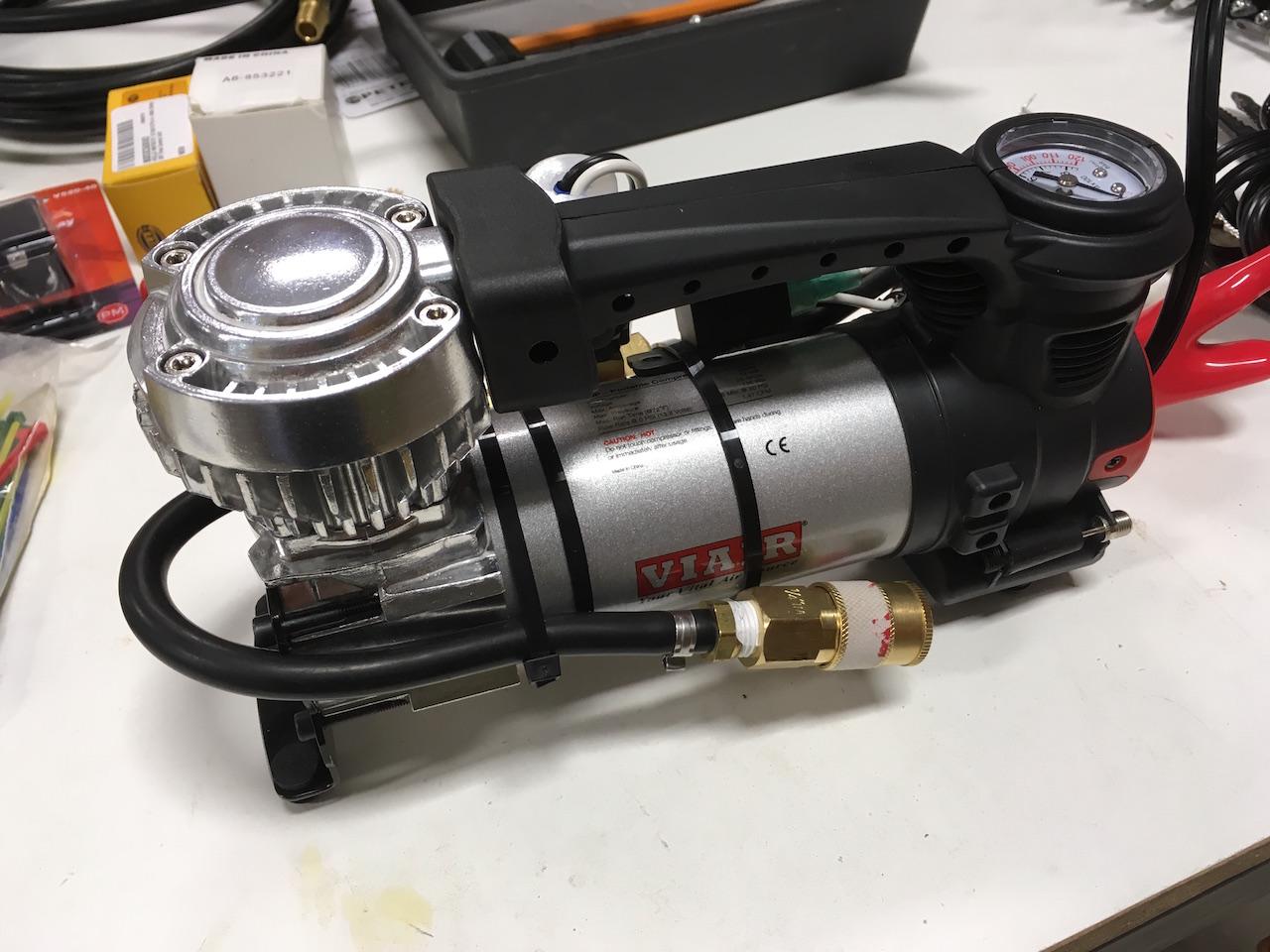 Air Compressor Mod - R-pod Owners Forum